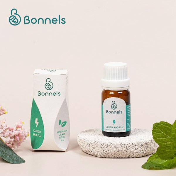 [BONNELS] Essential Oil Cough & Flu 10ml