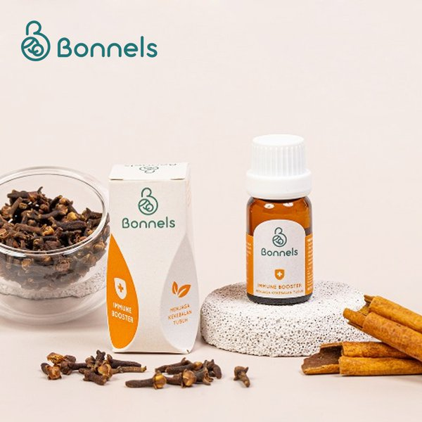 [BONNELS] Essential Oil Immune Booster 10ml