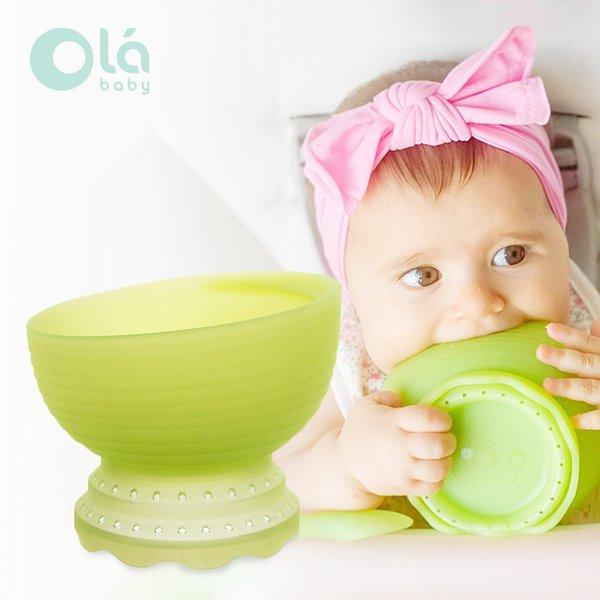 [OLA BABY] Steam Bowl Mangkok Makan Bayi