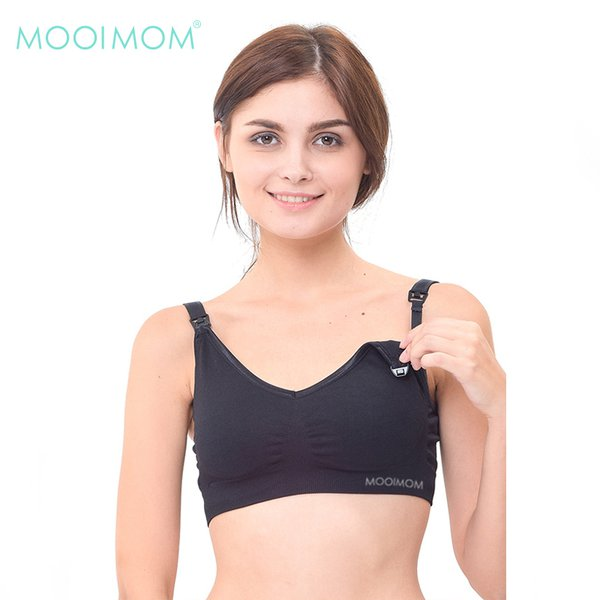 超舒適無痕孕哺乳胸罩