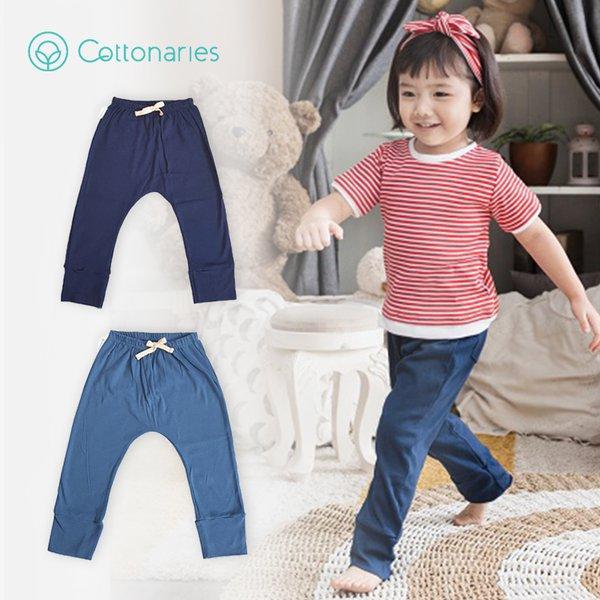 [COTTONARIES] Pants Blue - Celana Panjang Anak