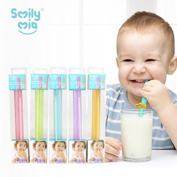 [SMILY MIA] Kid Transparent Straw Sedotan Anak
