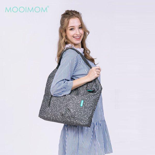 MOOIMOM Tote Diaper Bag
