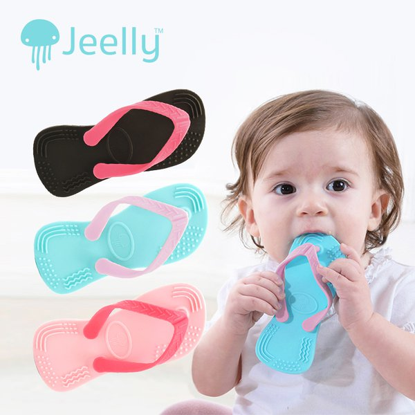 [JELLY] Sandals Teether - Gigitan Bayi