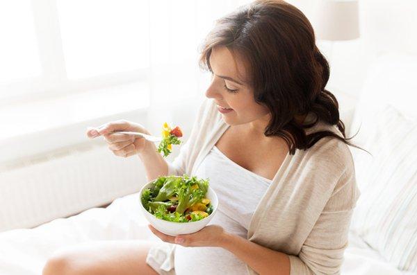 Amankan Menjadi Vegetarian Saat Hamil ?