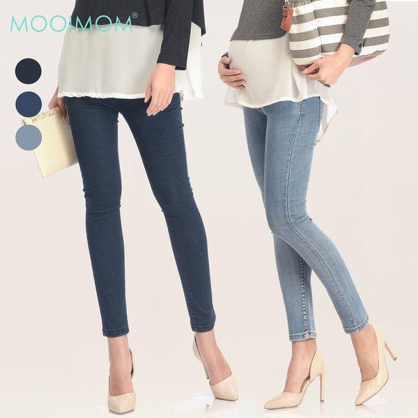 MOOIMOM Skinny Look Maternity Jeans Celana Jeans Hamil