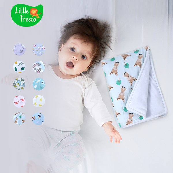 [LITTLE FRESCO] Selimut Panjang Bayi Anak