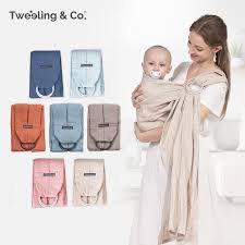 Memilih Gendongan Bayi yang Tepat Untuk Moms Bertubuh Ramping