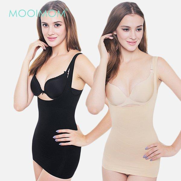 MOOIMOM Seamless Slimming Suit / Baju Pelangsing