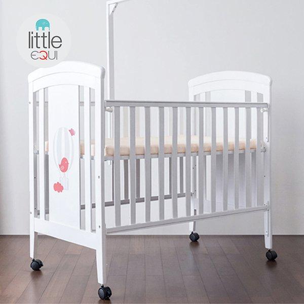 [LITTLE EQUI] Baby Box Cloud 4 Way - Tempat Tidur Bayi