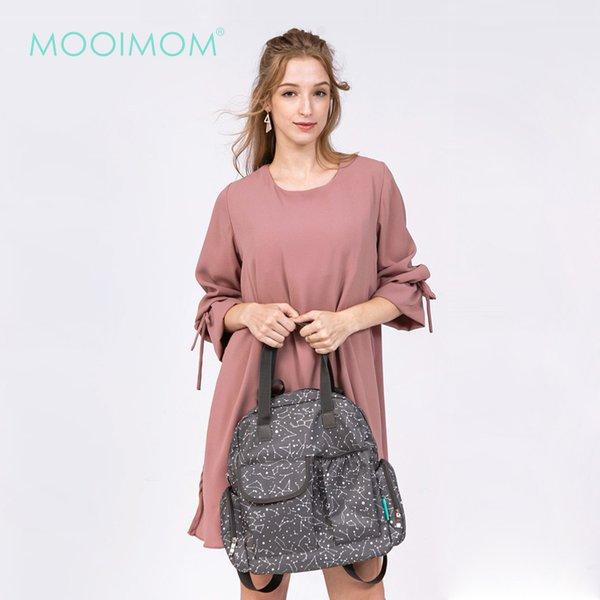 MOOIMOM 2-Ways Diaper Bag
