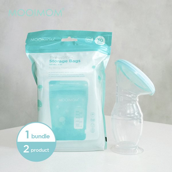 Silicone Breastpump Basic Pack