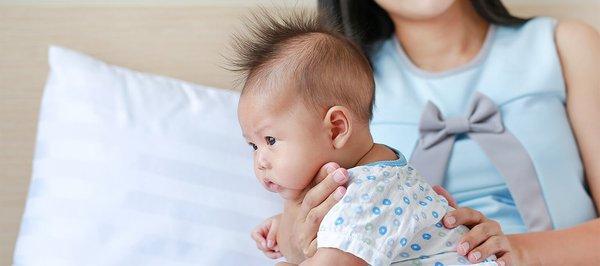 Bayi Cegukan? Kenali 4 Penyebabnya!