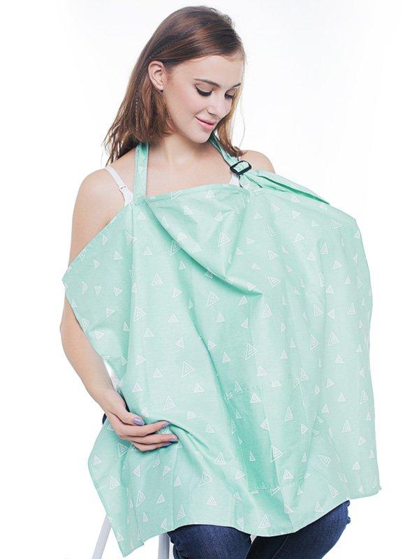 時尚典雅哺乳巾