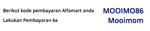 Alfamart steps