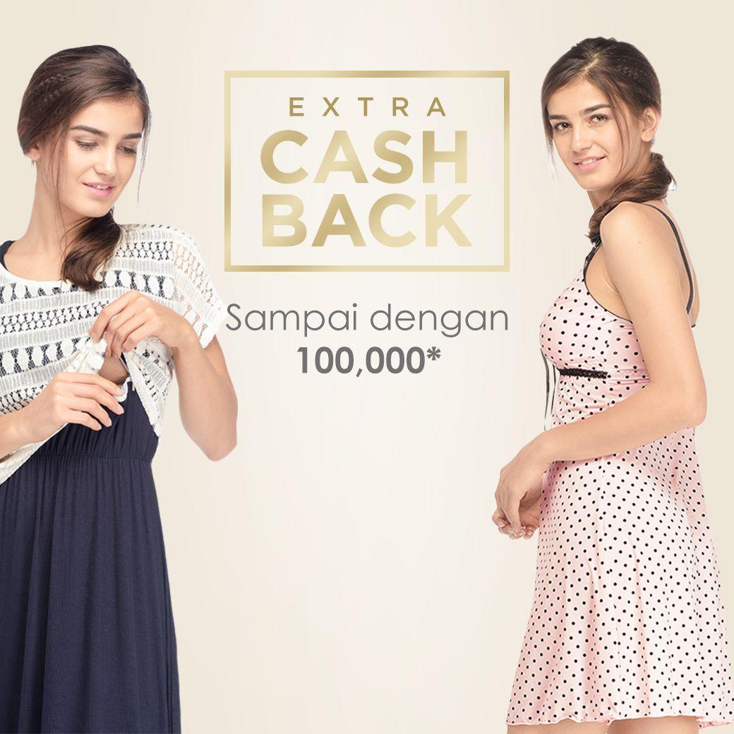 MOOIMOM Promo Cashback