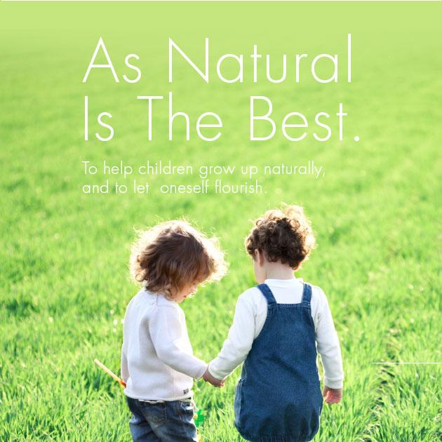 我們相信,每一個孩子都是父母疼愛呵護的小樹苗。小樹苗存在的目的就是呵護孩子成長,讓他們像大樹一樣健康、強壯,我們期待自己做一個專業、體貼、認真的園丁,了解媽媽與寶貝們的需要,給他們最需要的安心呵護,以實際行動守護自然環境,與大地共生共存。